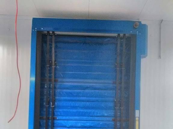 Porte rapide frigo