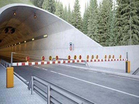 Barrière magnétique trafic